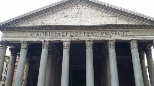pantheon Roma-Matias-De-Stefano