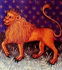 Leeuw-astrologie