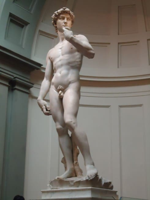 David by Michelangelo - Florence