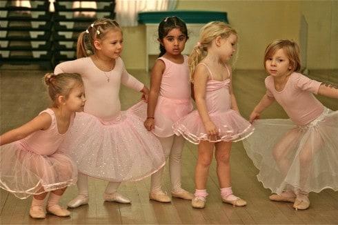 kinderen-ballet