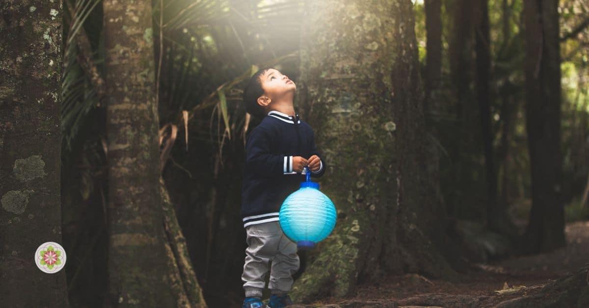 Kinderen die onzichtbare dingen zien