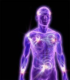 Het lichaam in energie