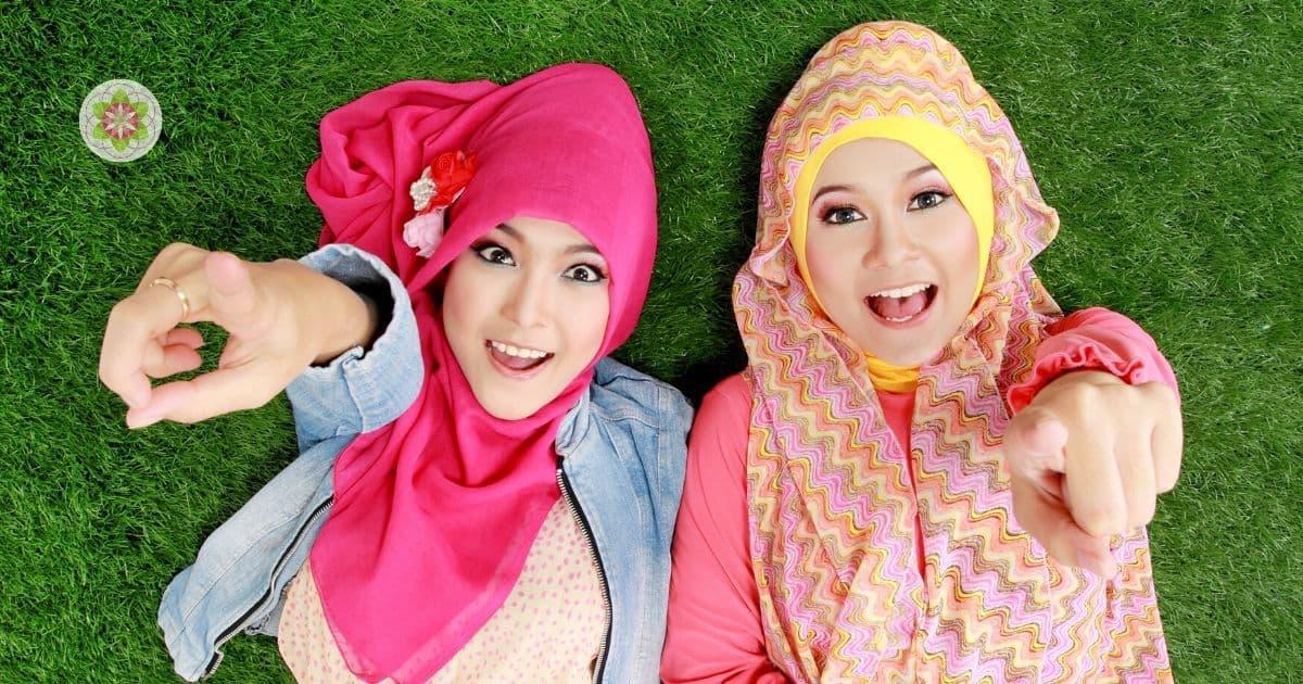 Emancipatie van jonge moslima's