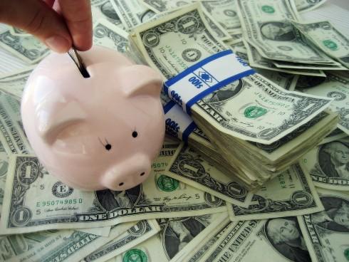 spaarpot-geld