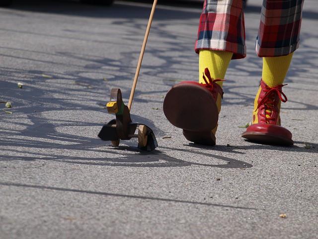 Pipo-schoenen-niet meer bezig zijn met de ander