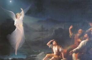 Engelen-'The_Angel_Appearing_before_the_Shepherds'_by_Thomas_Buchanan_Read,_Dayton_Art_Institute