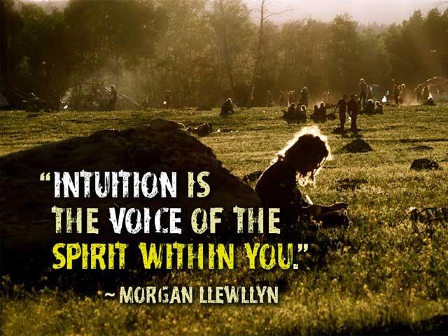 Intuïtie-hsp