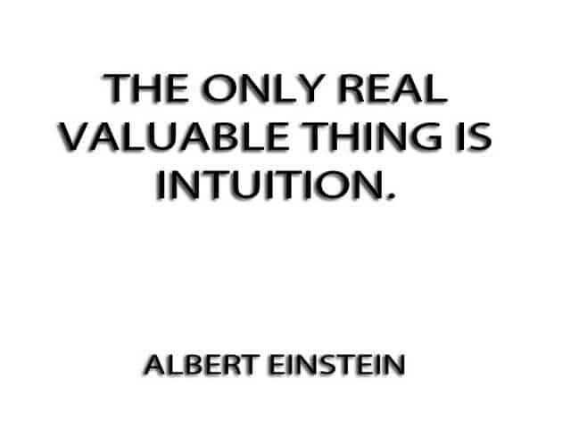 intuïtie en hsp