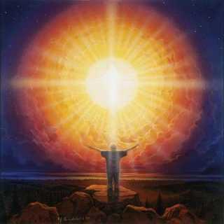het licht van god-universum