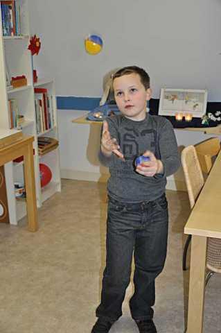 Dyslexie en touwtjespringen