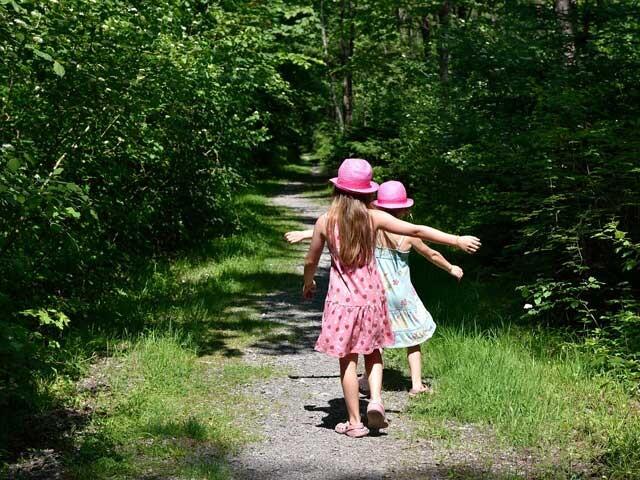 effect van de natuur op je kind