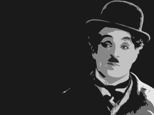 Charlie Chaplin's prachtige gedicht over zelfliefde
