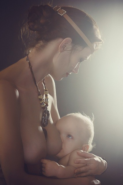 madonna-borstvoeding