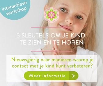 5 Sleutels om je kind te zien en te horen