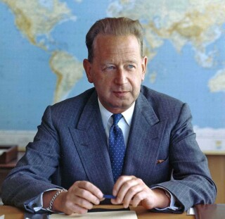 Dag Hammarskjöld