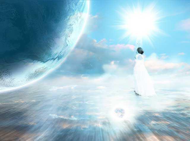 De reis van jouw ziel naar deze aarde