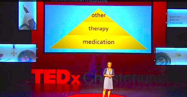 Arts schetst de verrassend dramatische rol die voeding speelt bij behandeling - genezen van geestelijke ziekten