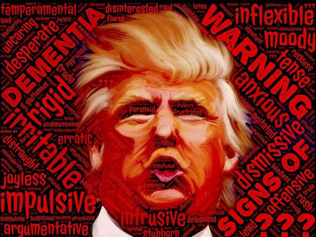 Trump als personificatie van de Schaduw