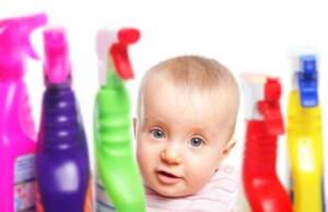 15 Schadelijke stoffen die nadelig zijn voor de gezondheid van kinderen.