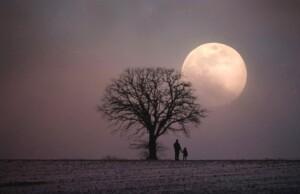 Nieuwe maan 26 februari 2017
