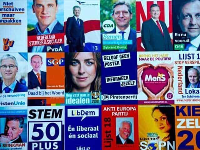 2017 is het jaar waarin Nederland met haar hart ging stemmen