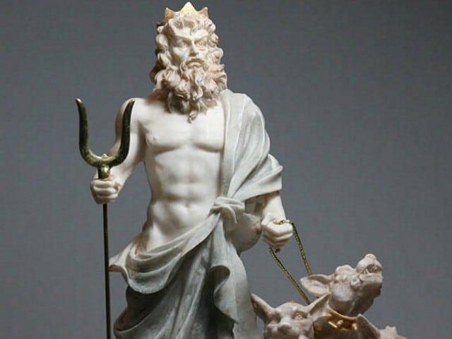 Pluto, god van de onderwereld