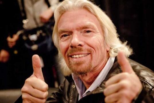 mensen met adhd- Richard Branson