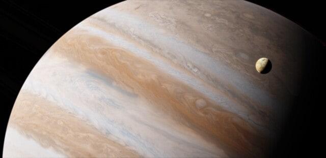 Transformatie van relaties naar de nieuwe tijd-Jupiter
