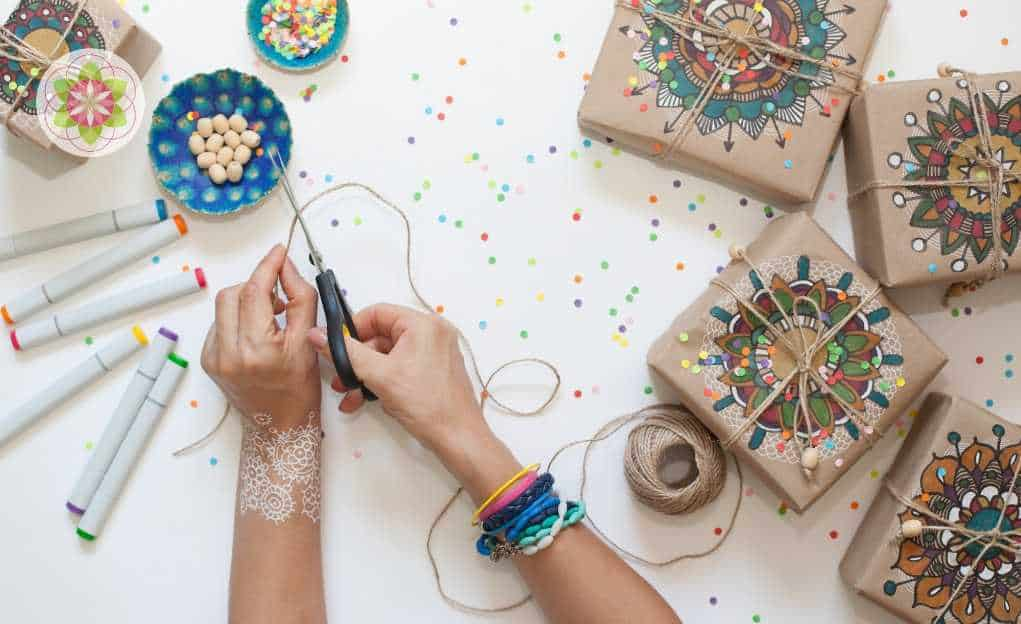 mandala tekenen creatief