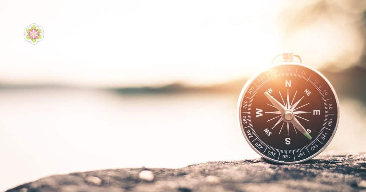 Overgave aan jouw grootste leven: volg je eigen unieke kompas