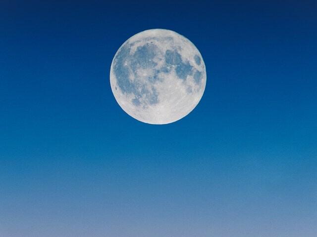25 sept Volle maan