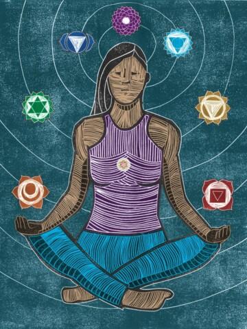 Zijn je chakra's uit balans?