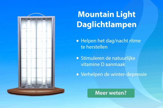 Versla je winterdepressie met lichttherapielampen!