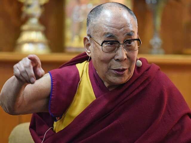 Dalai Lama schokt met opmerkingen over de vluchtelingencrisis