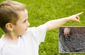 Driejarige jongen herinnert zich zijn vorige leven, vindt zijn lichaam en identificeert de man die hem vermoordde