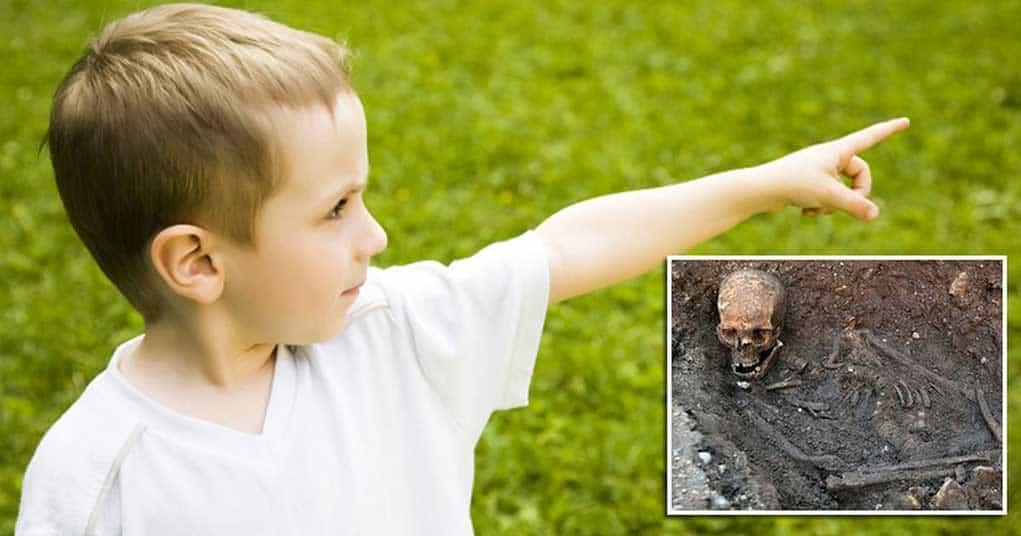 Driejarige jongen herinnert zich zijn vorige leven