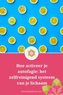 Hoe activeer je autofagie_ het zelfreinigend systeem van je lichaam