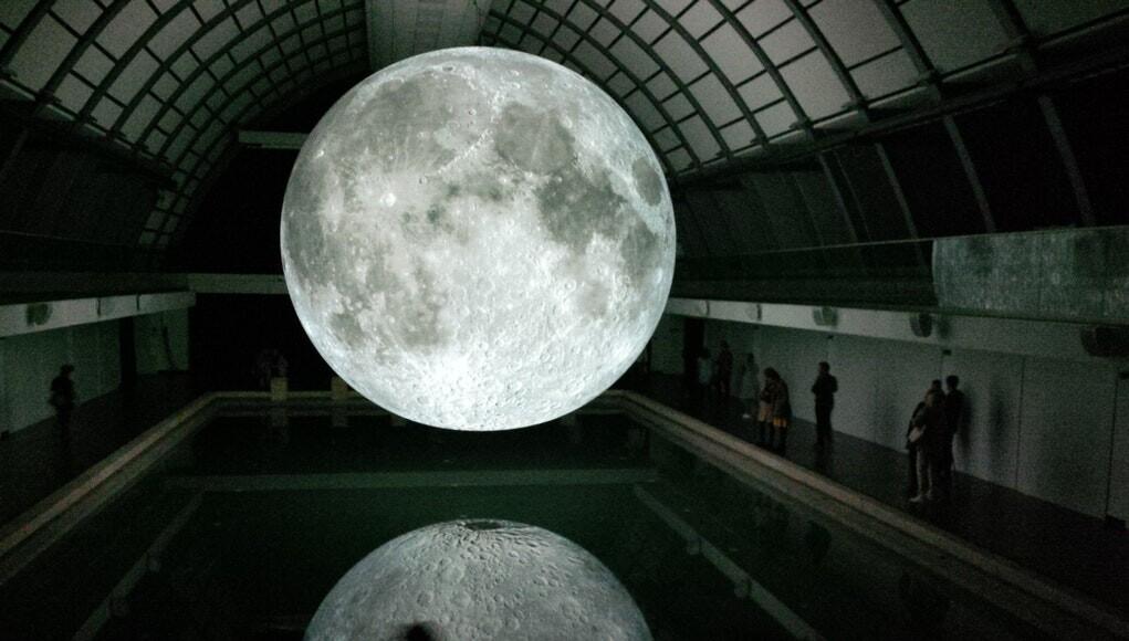 volle Maan van 19 april