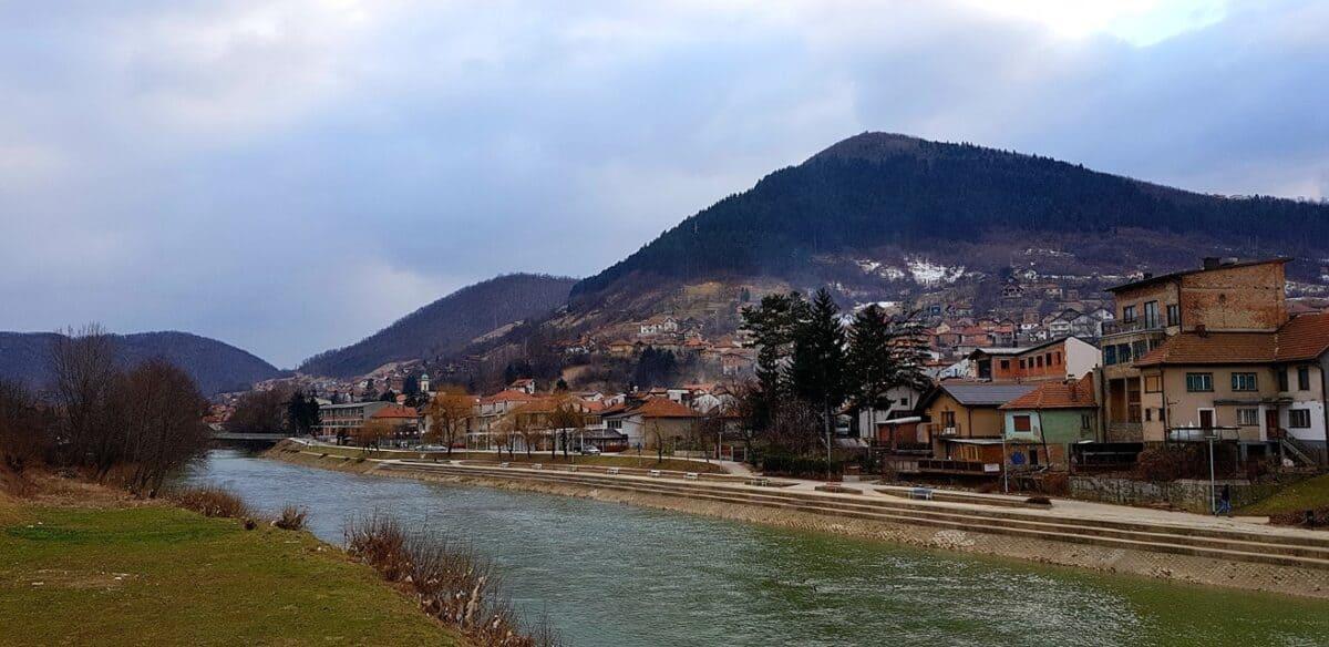 De grote piramides van Bosnië