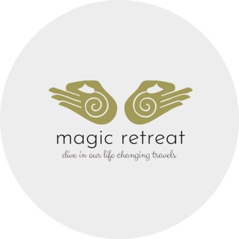 Logo Magic Retreat