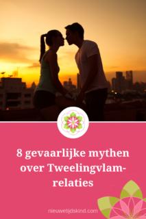 8 gevaarlijke mythen over Tweelingvlam-relaties