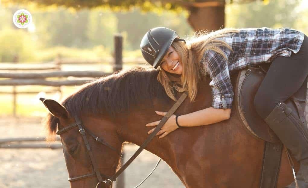 Helen met de kracht van het hart – een ontmoeting met medicijnpaarden