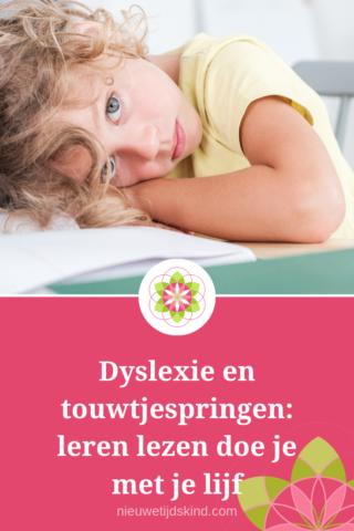 Dyslexie en touwtjespringen_ leren lezen doe je met je lijf