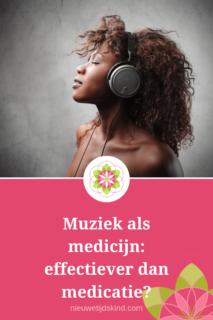 Muziek als medicijn: effectiever dan medicatie?