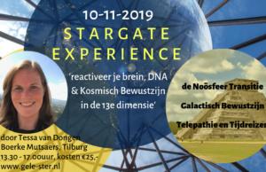 10-11-2019 Stargate Experience verruimt je bewustzijn