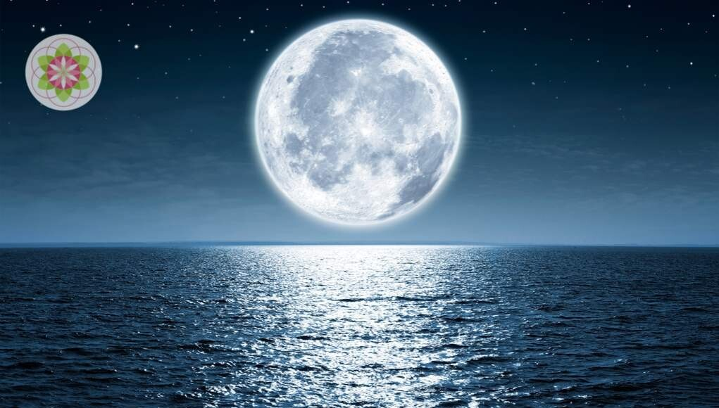 De invloeden van de Volle Maan zondag 13 oktober 2019