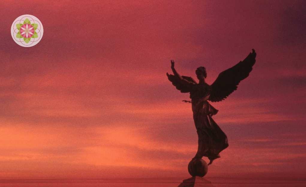 Waken Engelen over onze wereld