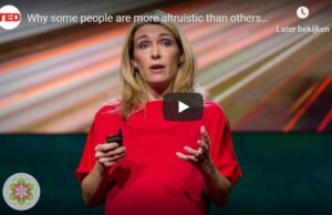 Waarom sommige mensen altruïstischer zijn dan anderen