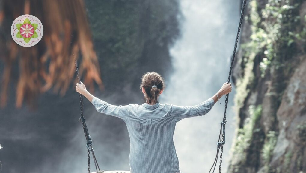 Heling en in vrijheid manifesteren door dagelijkse visualisaties