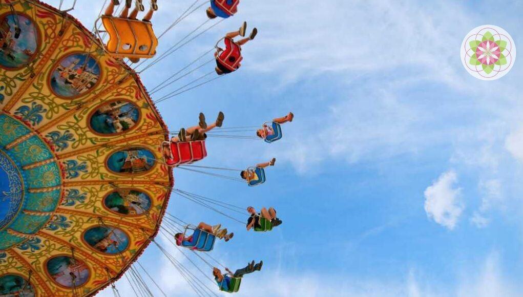 Waarom het goed is om soms níet spiritueel bezig te zijn